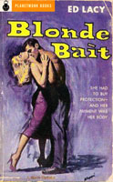 Blond Bait (1959) by Ed Lacy