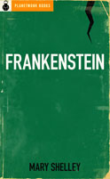 Frankenstein (1818) by Mary Shelley