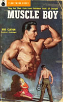 Muscle Boy (1958) by Bud Clifton